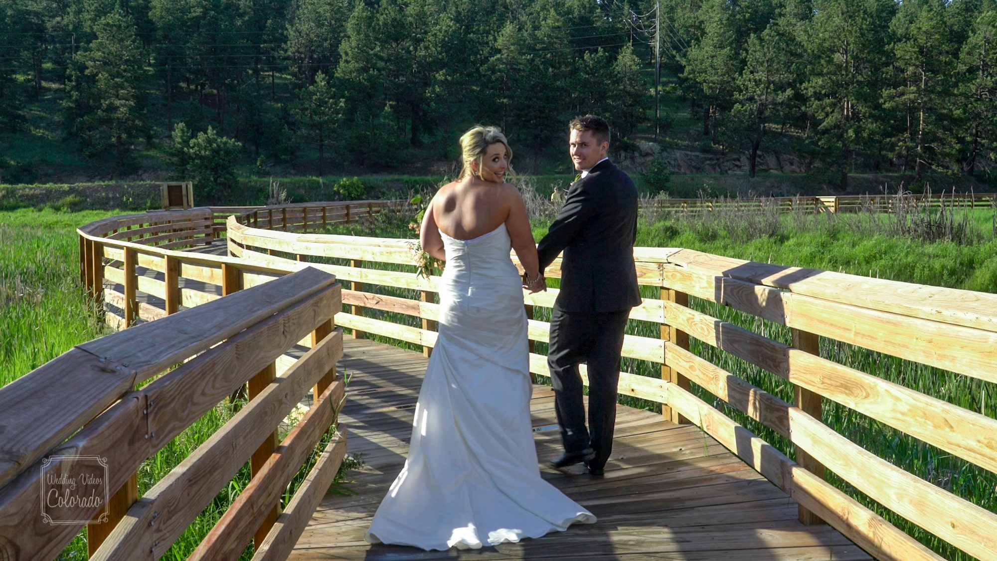 Lofing-Anderson Evergreen Wedding