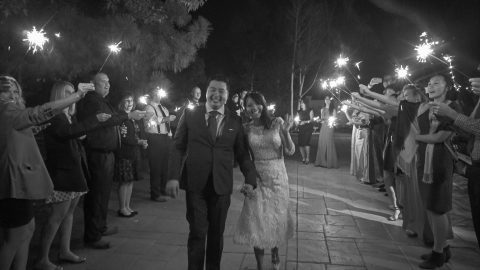 Ana & Nick Parker Wedding