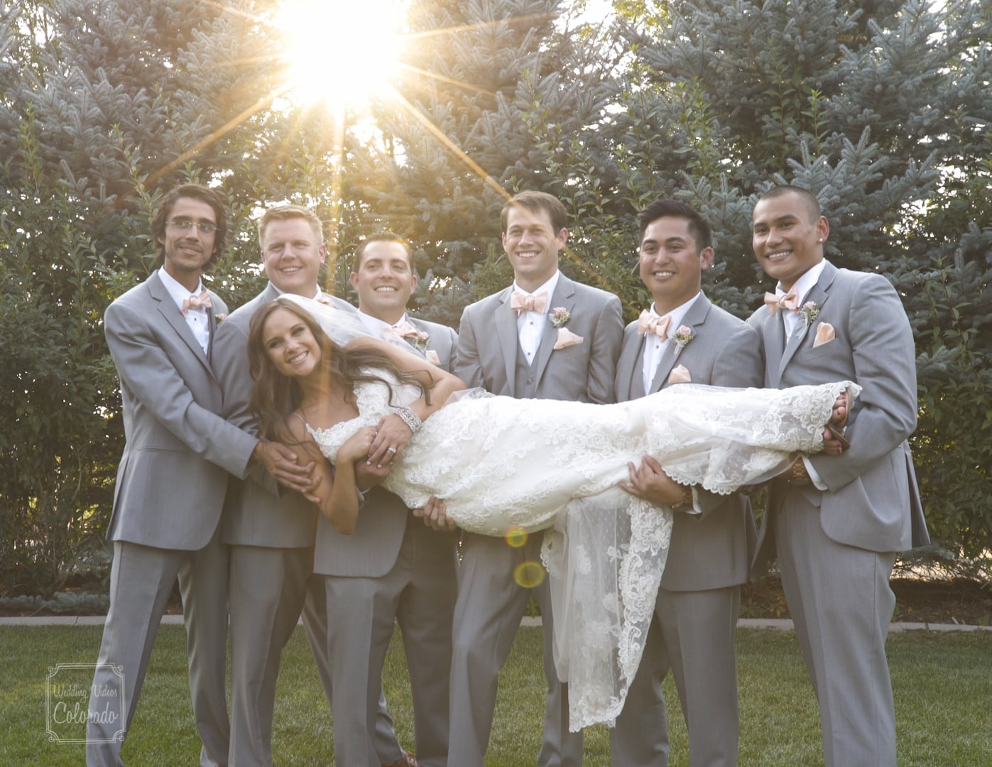 Megan Shane Brookside Garden Wedding