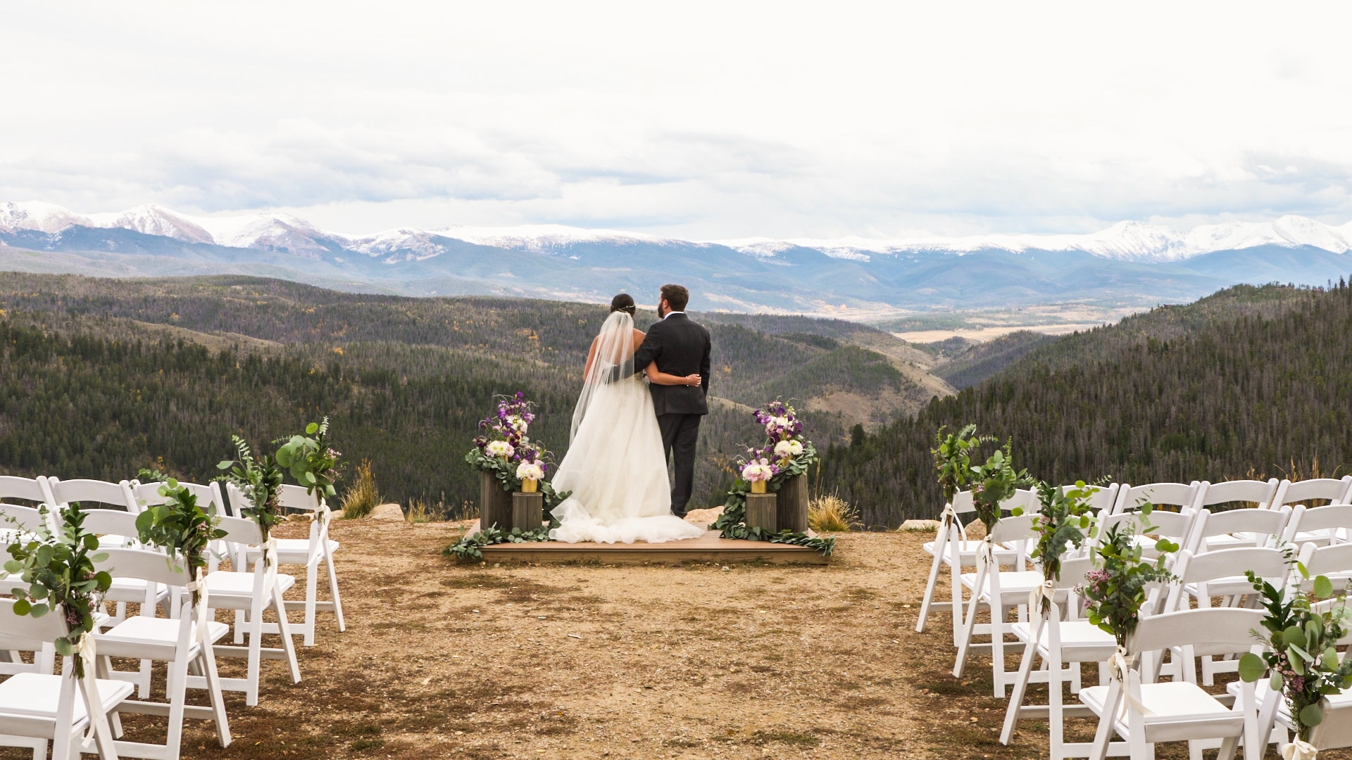 ian brittane granby ranch wedding video