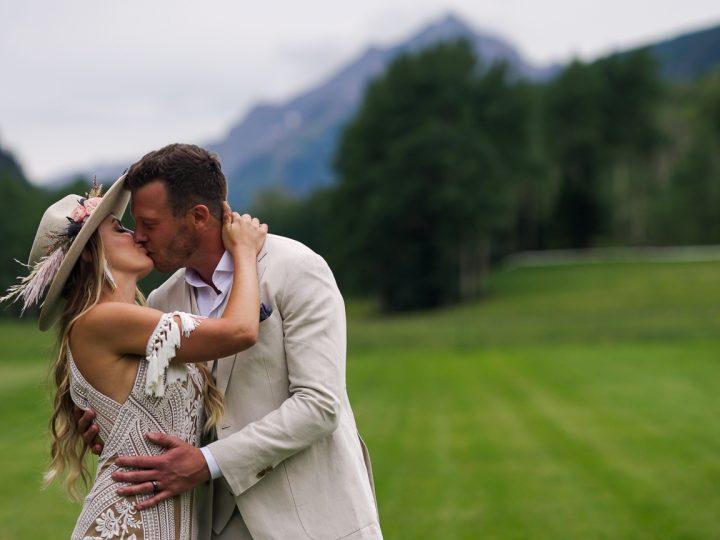 Brad & Rachel's Wedding in Aspen, CO