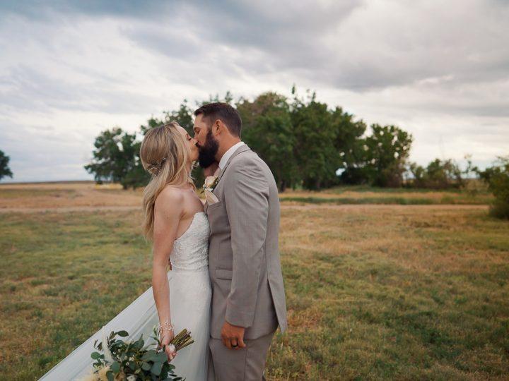 Branden & Emily's Wedding in Platteville, CO