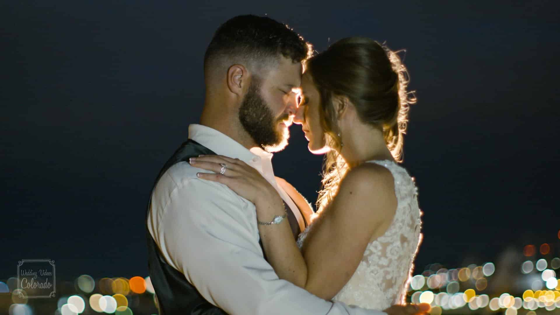 Brian Laura Pinery at the Hill Colorado Springs Wedding Video