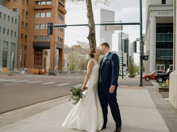M.E. & Dan's Wedding in Denver, CO