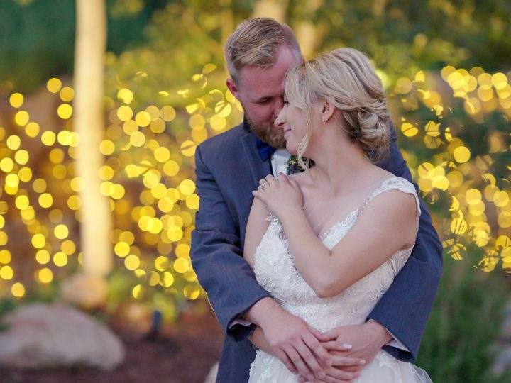Trent & Erin's Wedding at Della Terra Mountain Chateau, Estes Park, CO