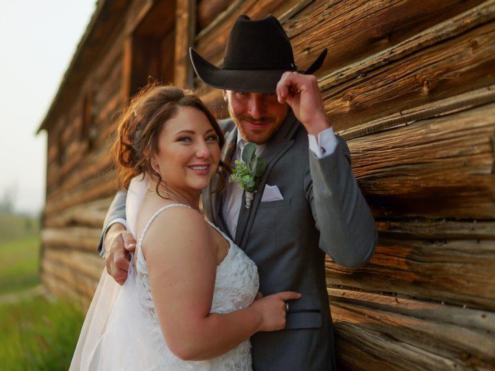 Ethan & Taryn's Wedding in Steamboat, CO
