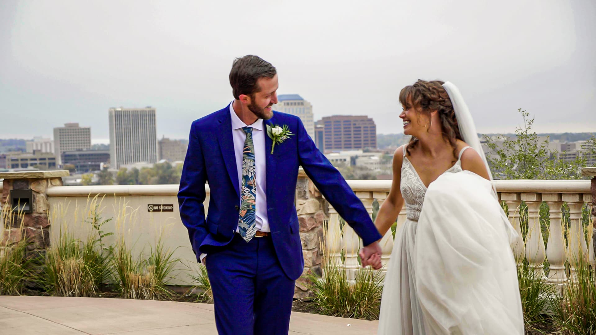 Griffin Mary The Pinery on the Hill Colorado Springs Wedding Videographer