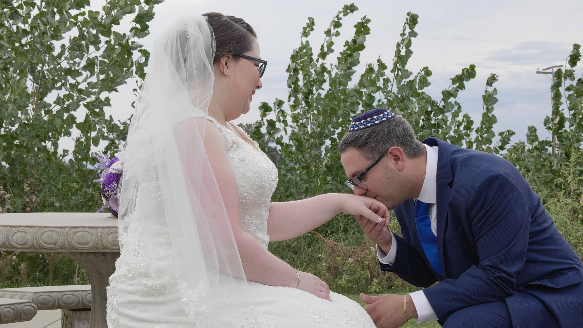 Joshua Jamie Jewish Wedding The Wellshire Event Center Denver