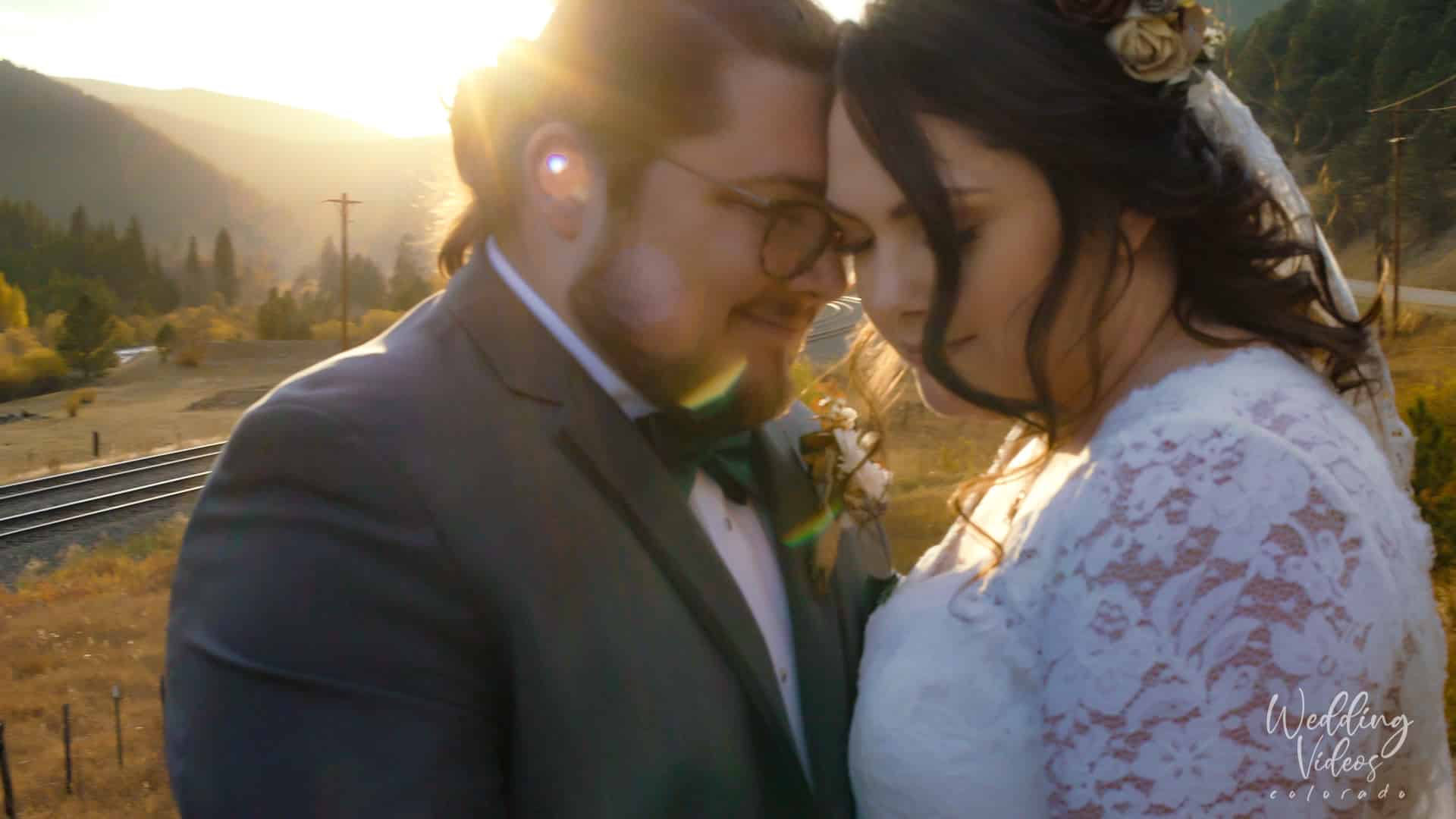 Justin Veronica Treehaus Black Hawk Wedding Elopement