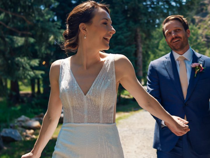 Kyle & Annie's Wedding at Blackstone Rivers Ranch