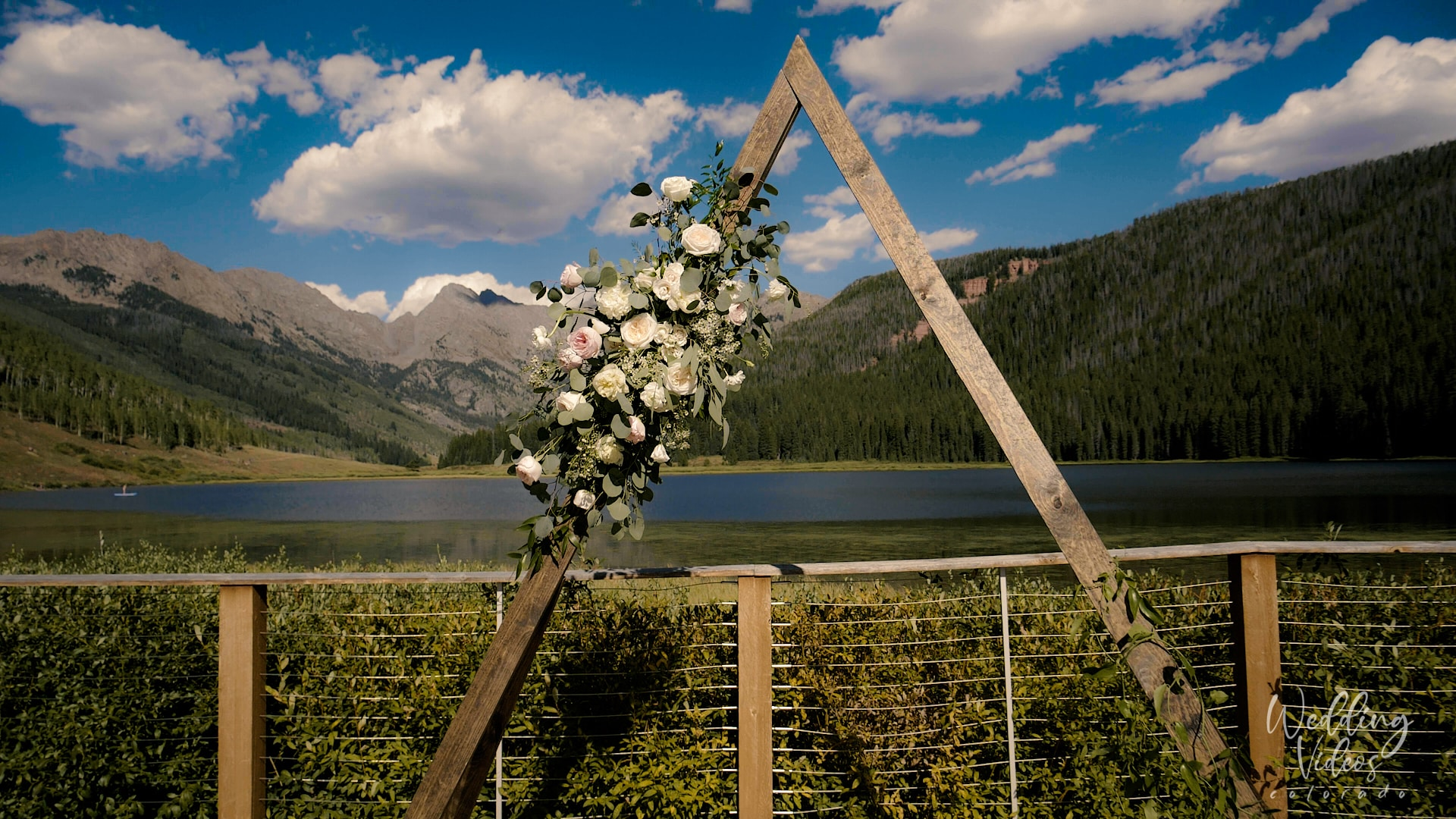 Lacey Russell Piney River Ranch Vail Wedding