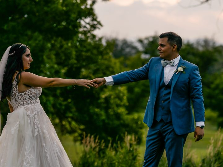 Marcin & Lorrine's Wedding in Denver, CO