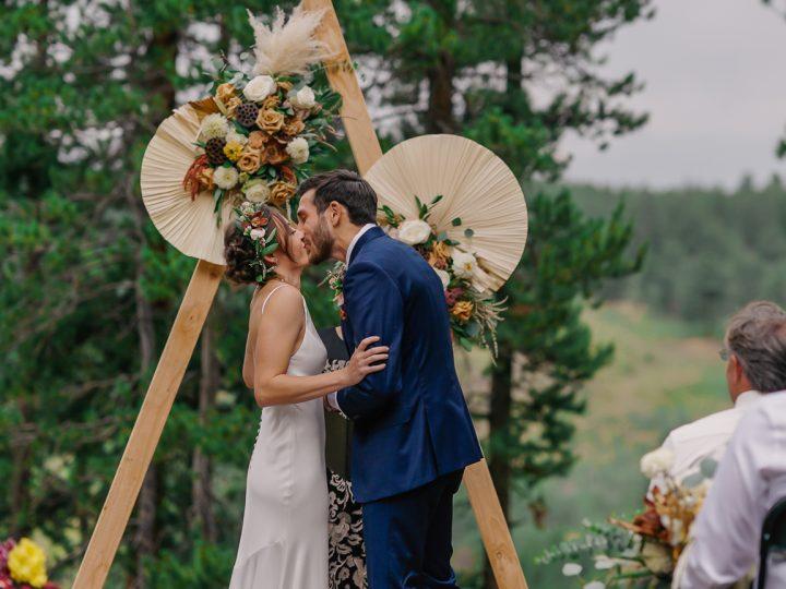 Matthew & Bailey's Wedding in Black Hawk, CO