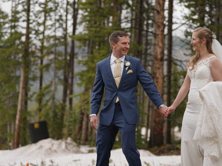 Matt & Kelsey's Wedding in Breckenridge, Colorado