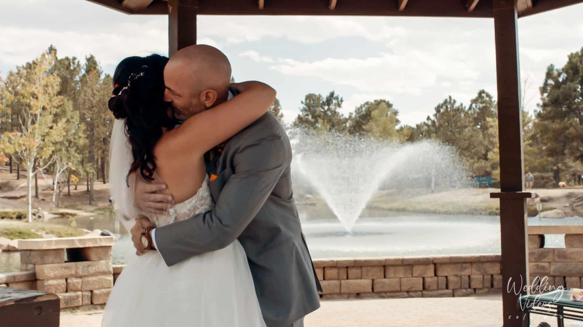 Nathan Stephanie Monument CO Wedding