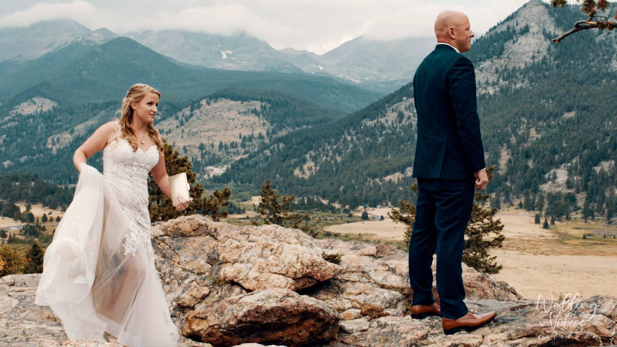 Ricky Cheryl Wedding SkyView at Fall River Village Estes Park EPWA