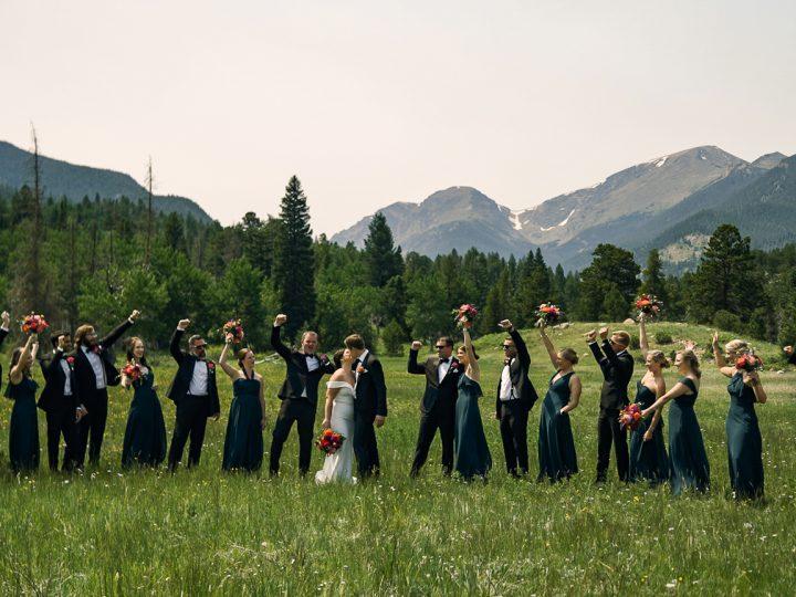 Travis & Kaycie's Wedding at Della Terra Mountain Chateau