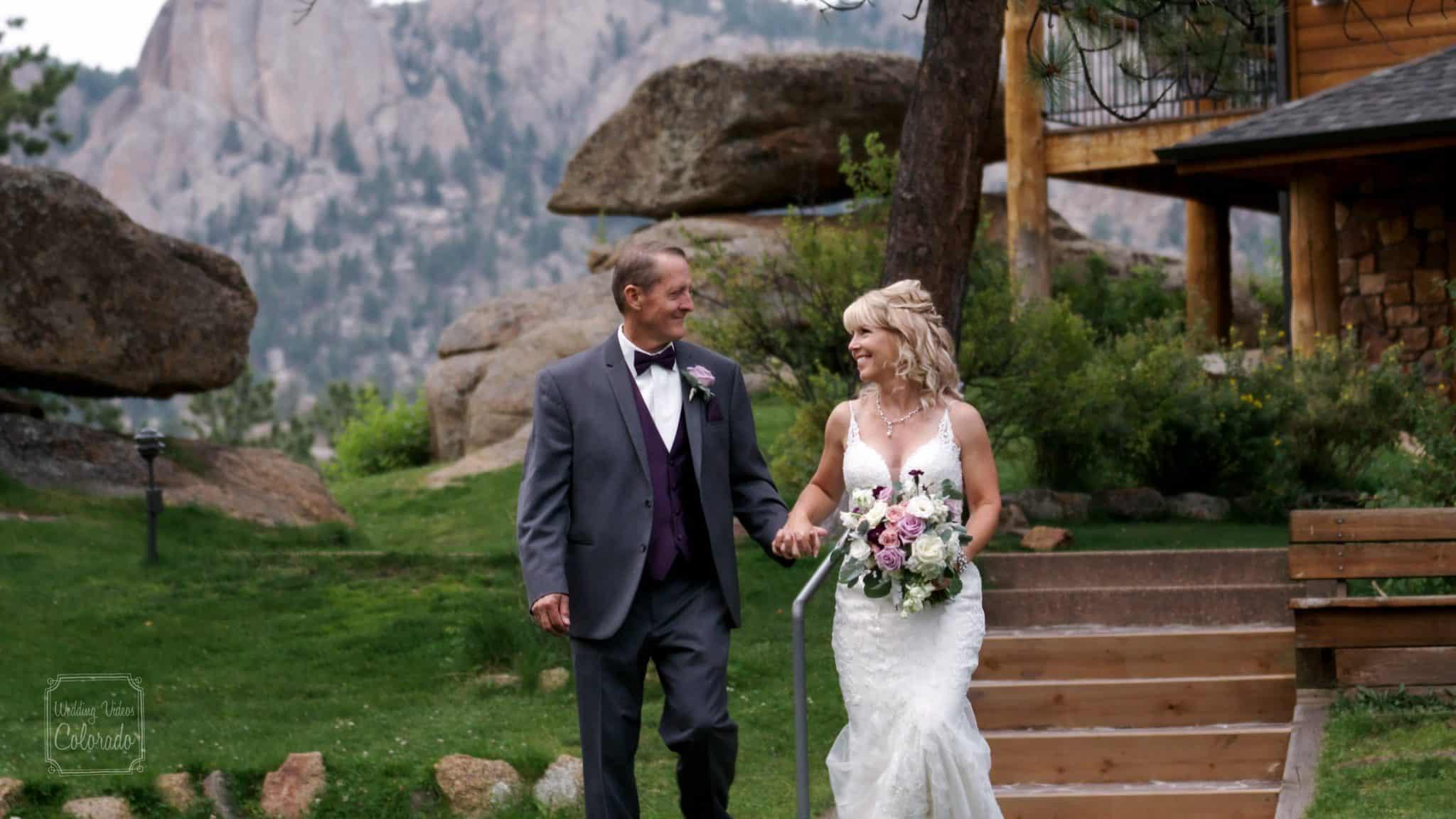 tim kristy black canyon inn destination wedding still