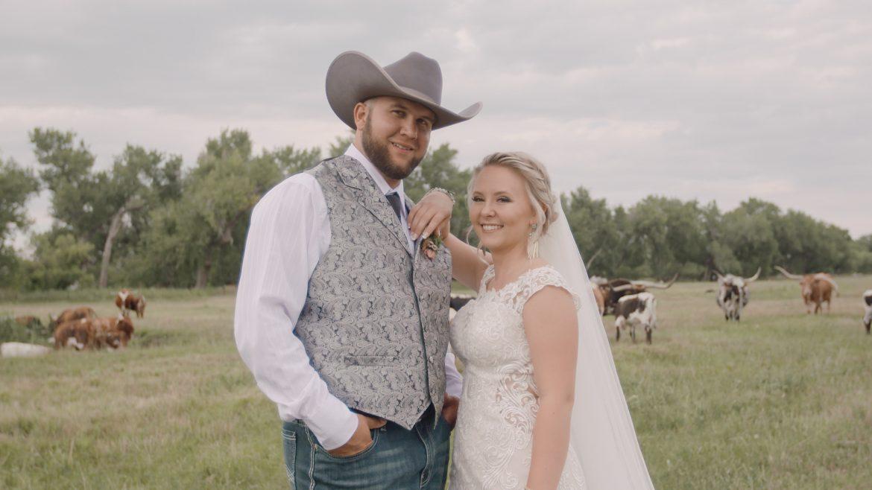 megan jarred platte river fort wedding videographer