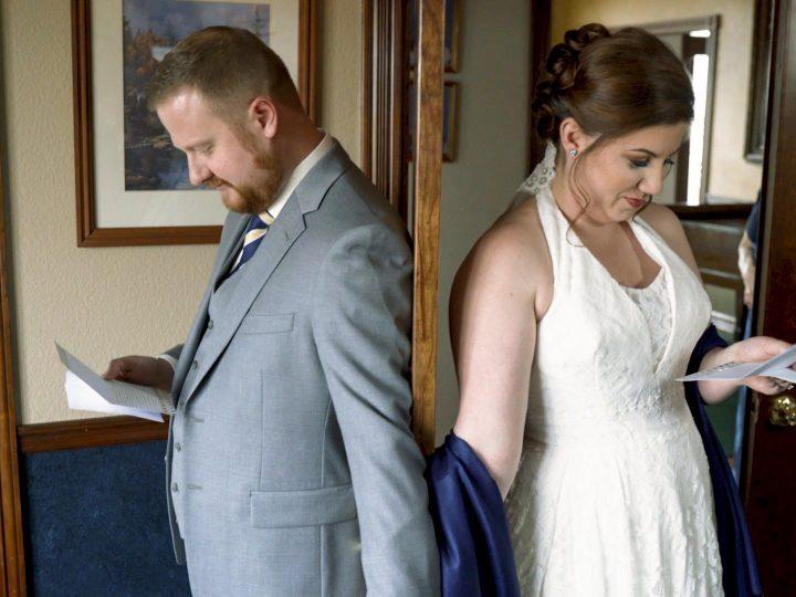 Matthew & Rachael's Intimate Wedding at The Getaway