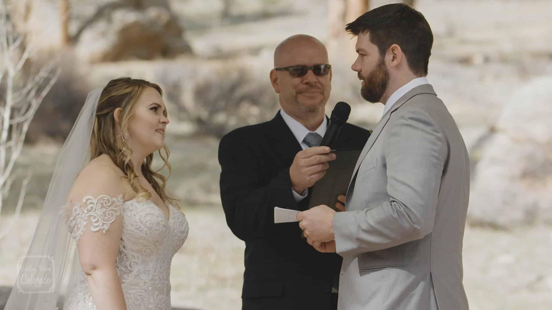 Ann Landon Della Terra mountain wedding