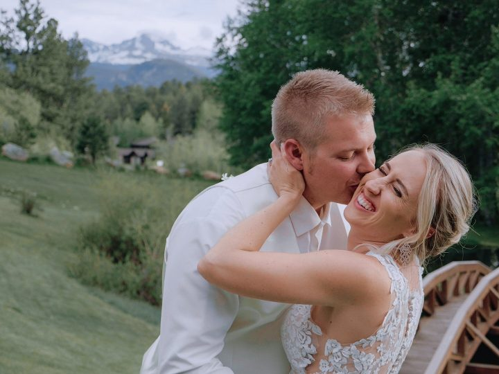 Thomas & Becky at Black Canyon Inn, Estes Park