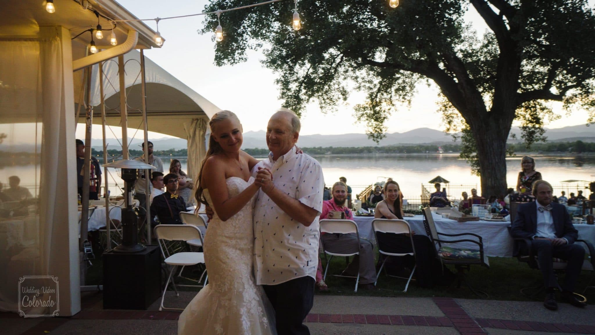 Brian Lorien Wedding video colorado