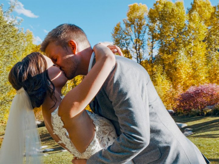 Neil & Audrey's Dream Wedding in Aspen, Colorado