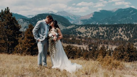Kyle Kelly Black Canyon Inn Estes Park Wedding
