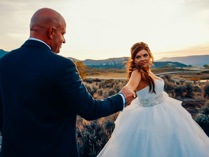 Matthew & Celeste Wedding In Ridgeway, Colorado