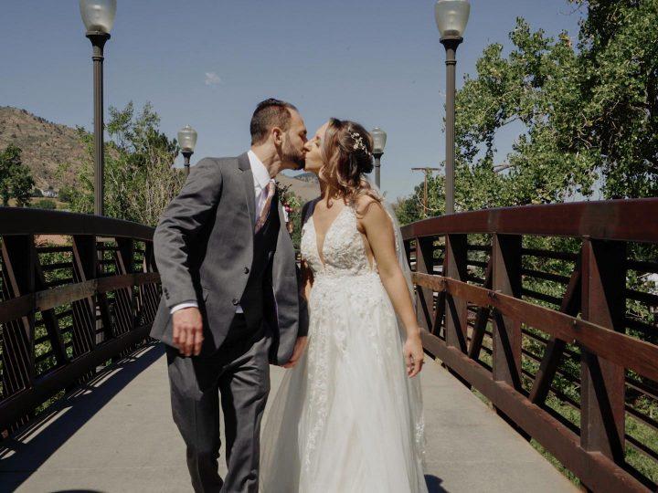 Luke & Megan Wedding at the Golden Hotel