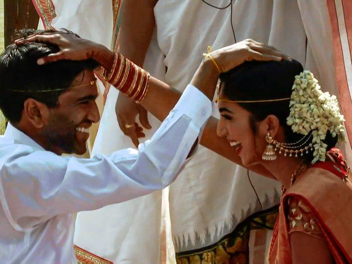 Sindhu & Subash Wedding at Devil's Thumb Ranch