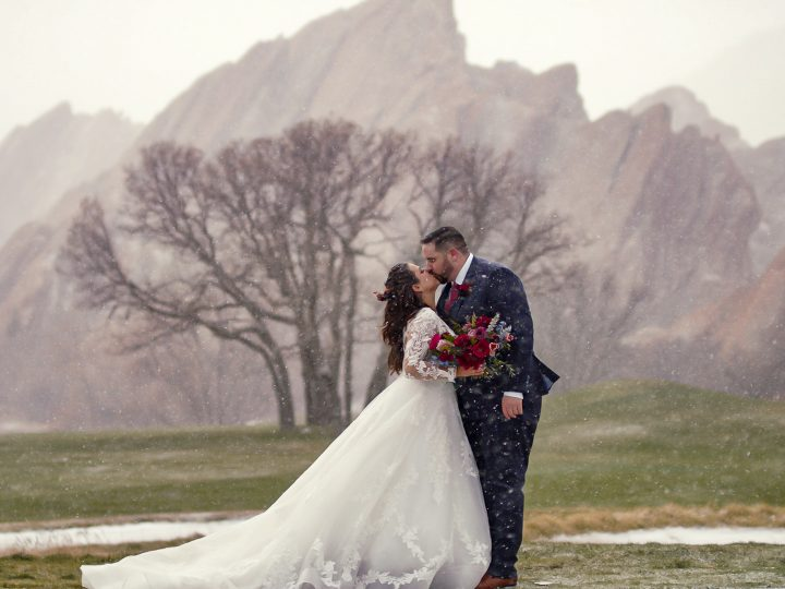 Lance & Kaitlyn at Arrowhead Golf Course, Littleton, CO