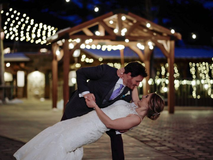 Tyler & Mackenzie Wedding at Della Terra