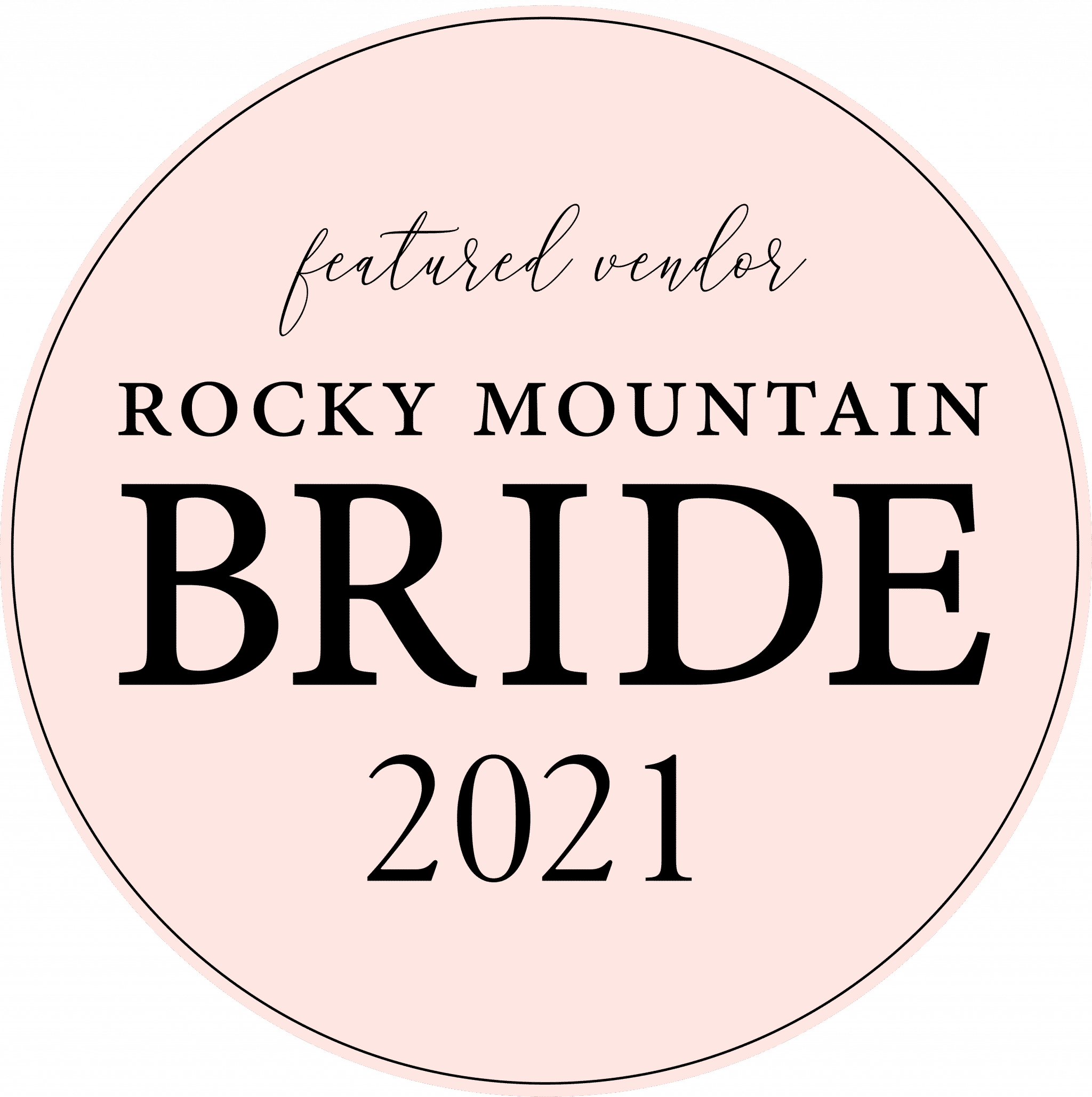 Rocky mountain bride featured